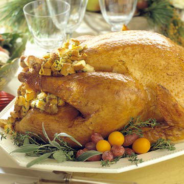 Turkey with Old-Time Stuffing