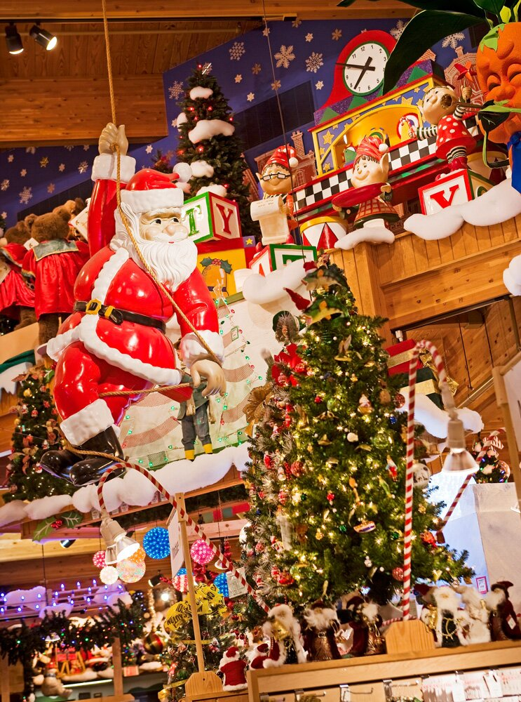 Bronners Christmas.Top Things To Do In Frankenmuth Michigan Midwest Living