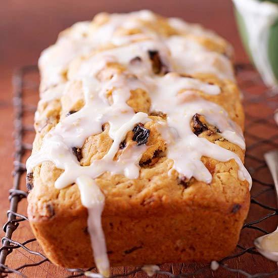 Cherry and Golden Raisin Bread