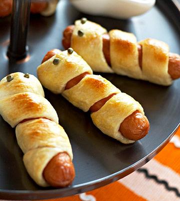 Yummy mummy dogs