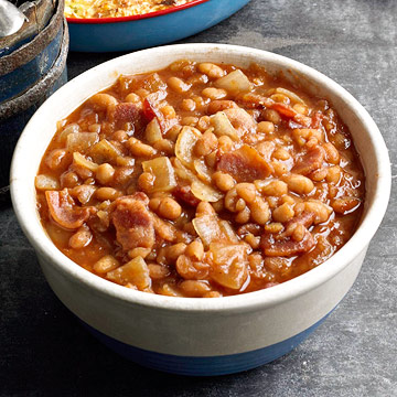Baked Beans n' Bacon