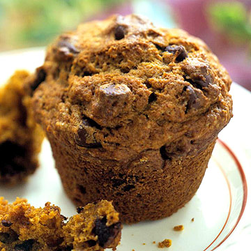 Double-Flavored Muffins