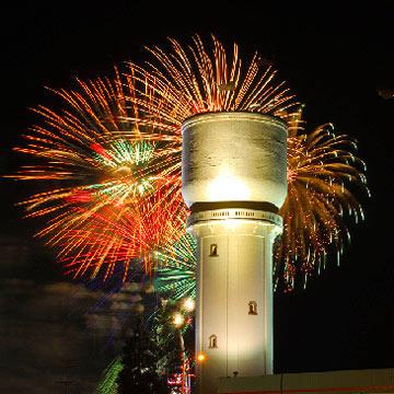 Brainerd fireworks