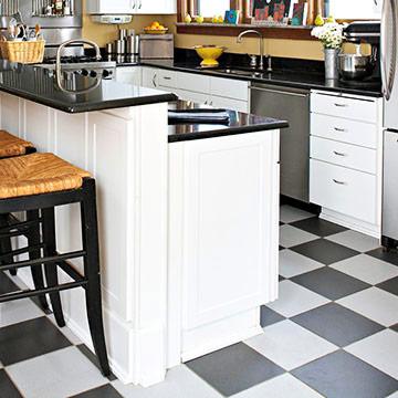 #8: Let floors bring style