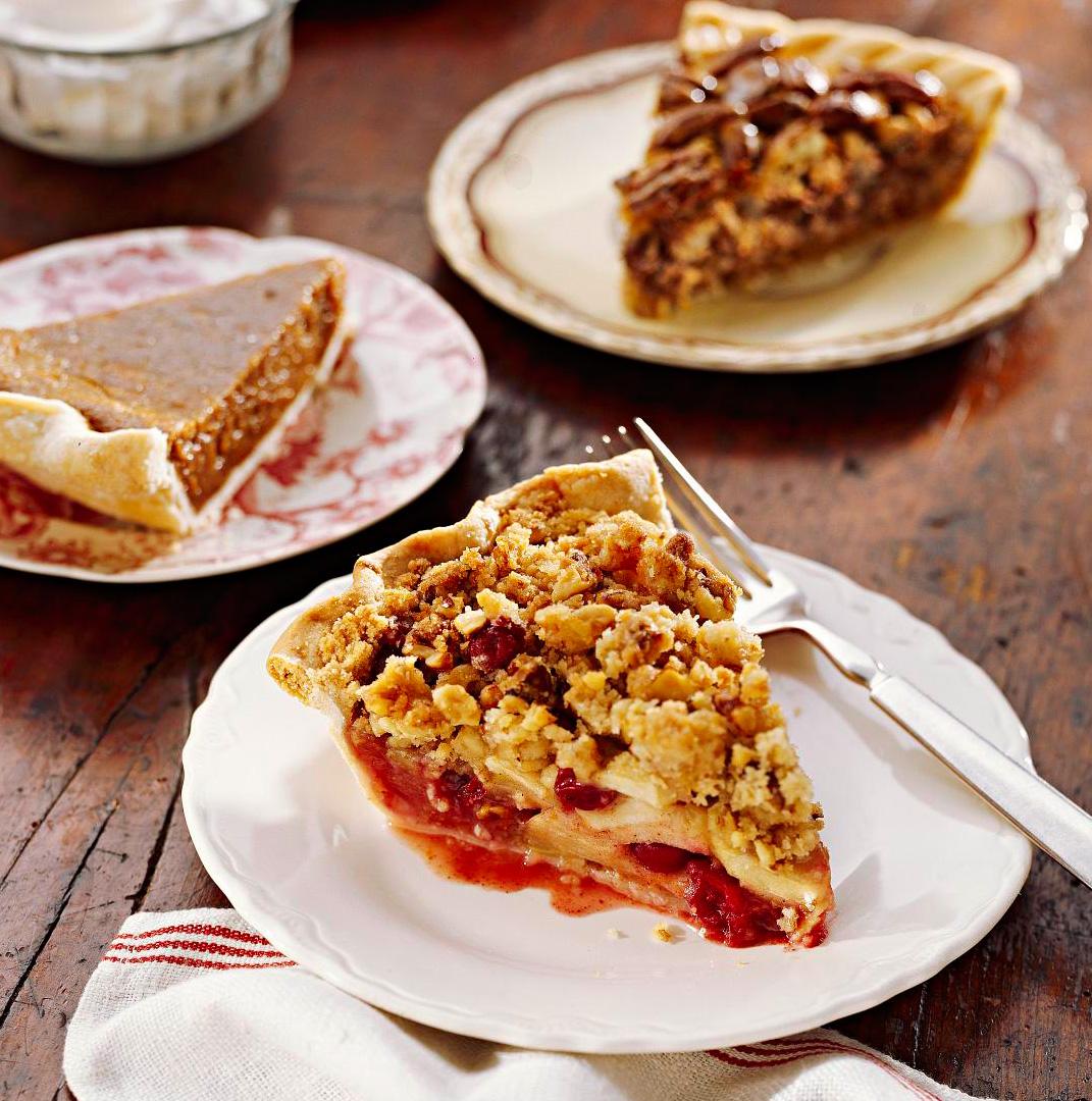Harvest Pie, Sweet Potato Pie and Sweetie Pie