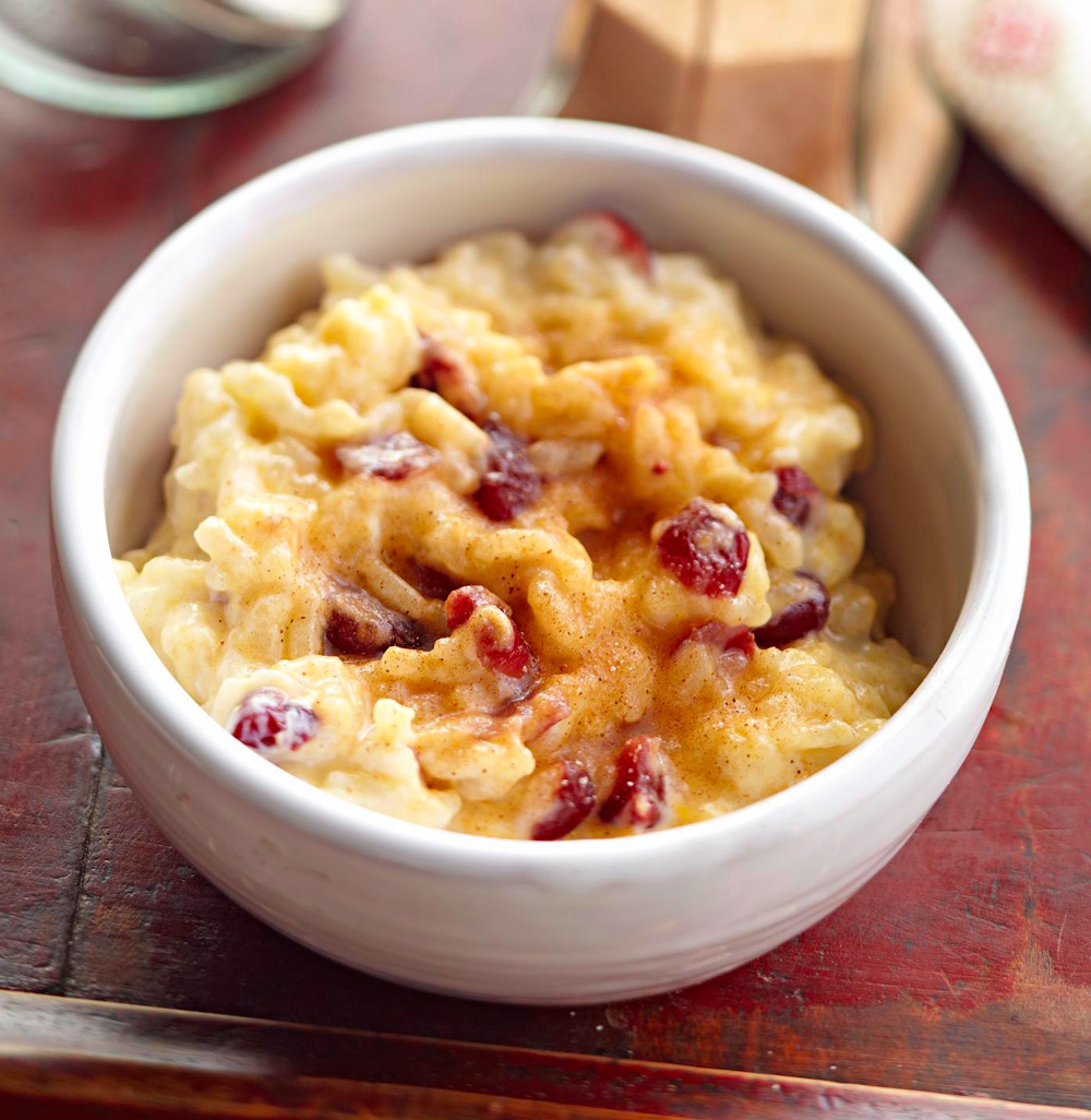 Never-Fail Rice Pudding