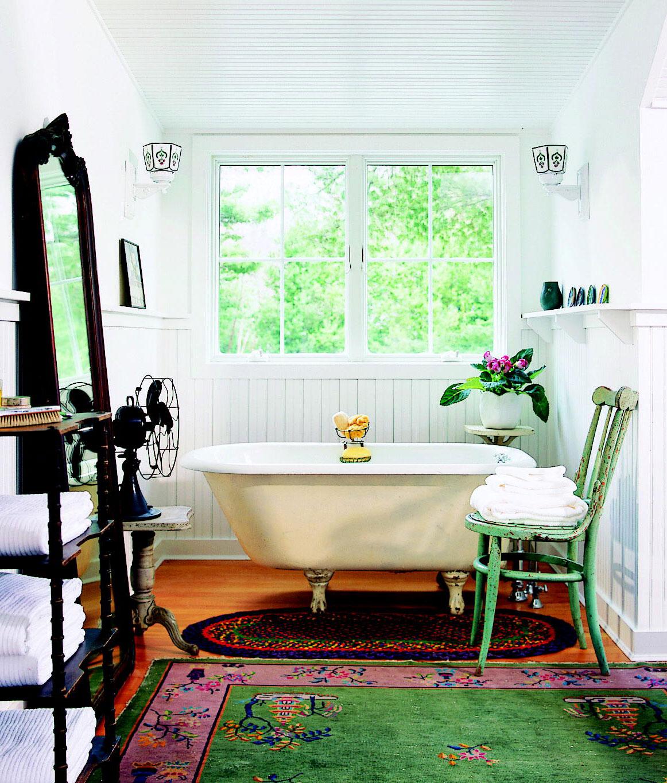 Old tub, new bath