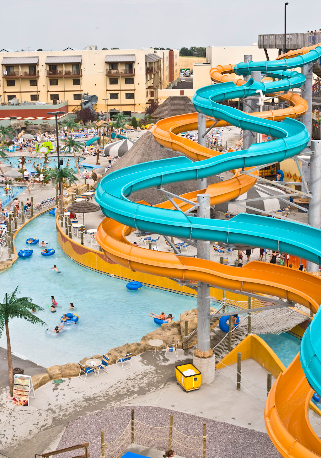 Things to Do in the Wisconsin Dells--Kalahari