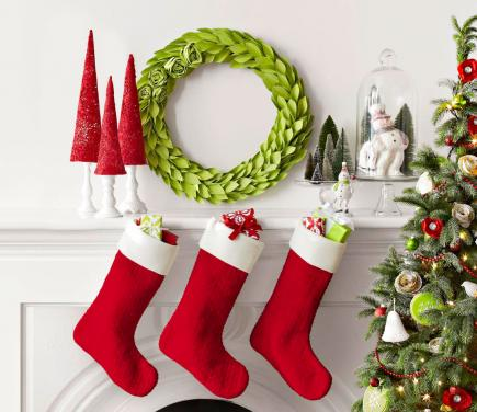 More holiday decorating ideas