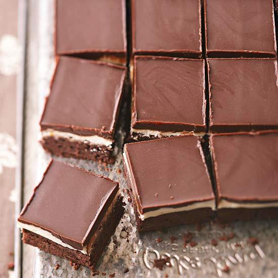 Orange-Kissed Chocolate Brownies
