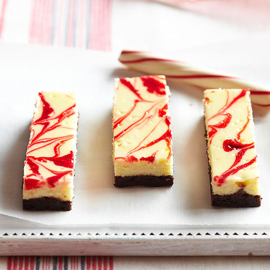 Peppermint Stick Brownies
