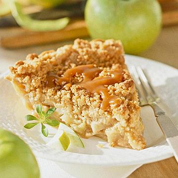 Caramel-Apple Pie