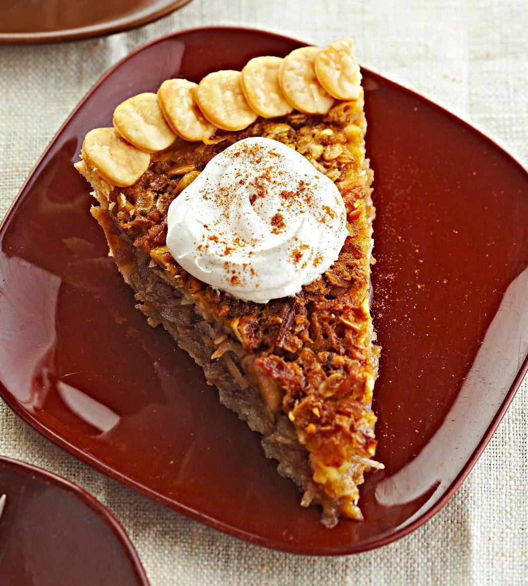 Mom's Oatmeal Pie