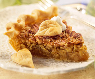 Pecan pie - three ways