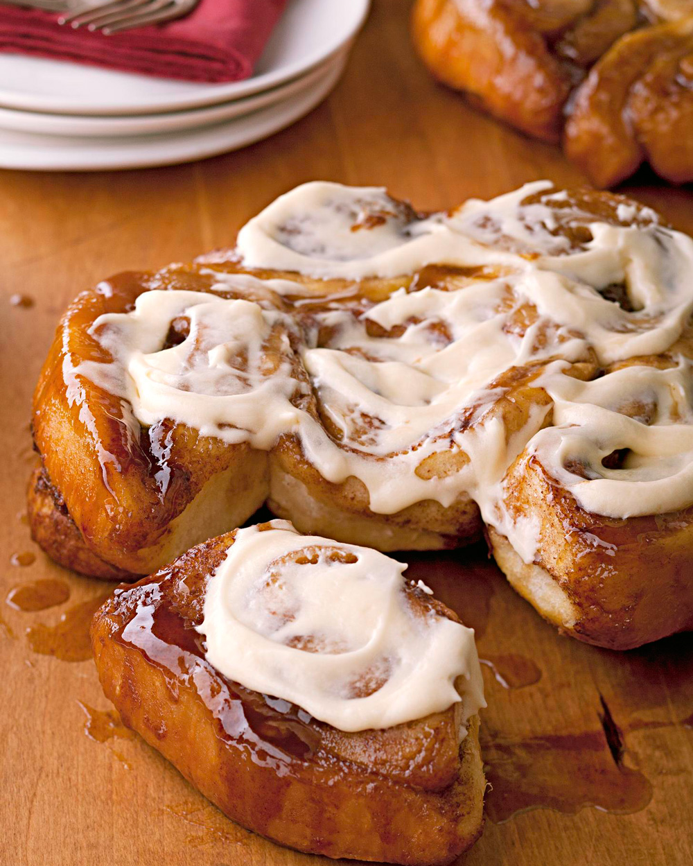 Zippy Cinnamon Rolls