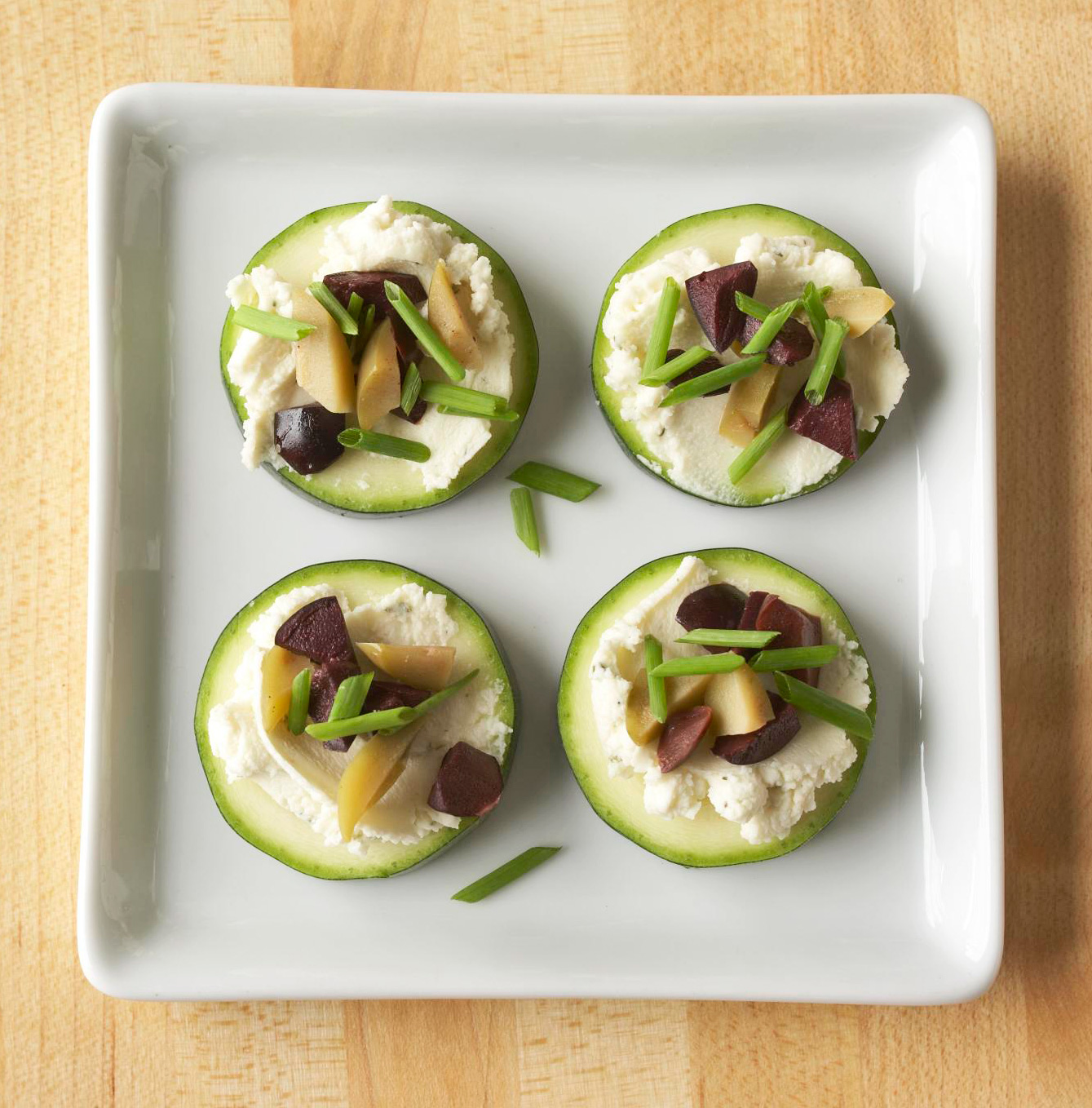 Raw zucchini recipes
