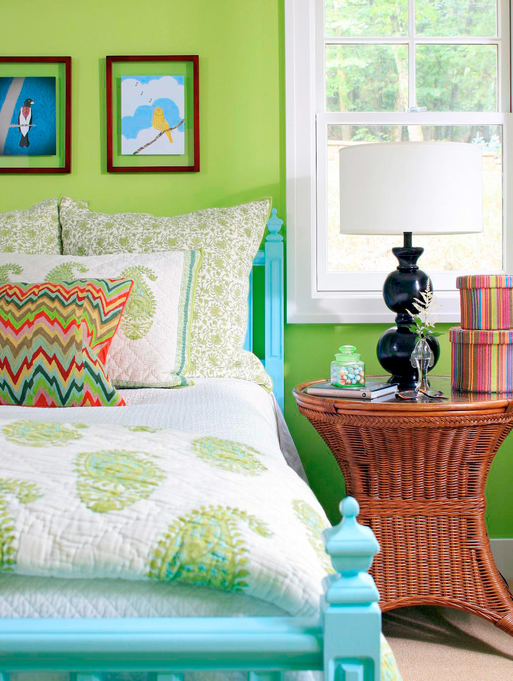 Guest room appeal