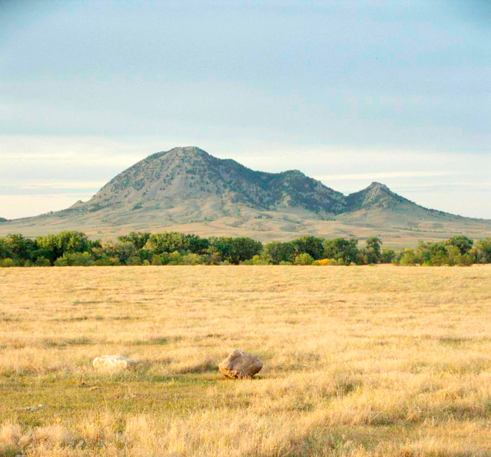 Things to Do in South Dakota's Black Hills and Badlands--Bear Butte State Park