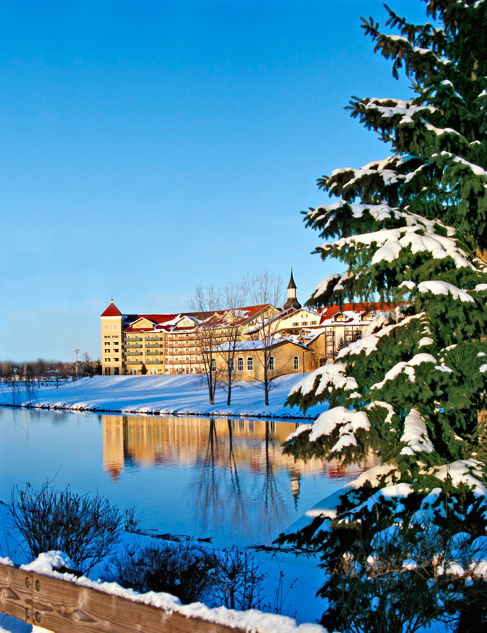 Holidays in Frankenmuth