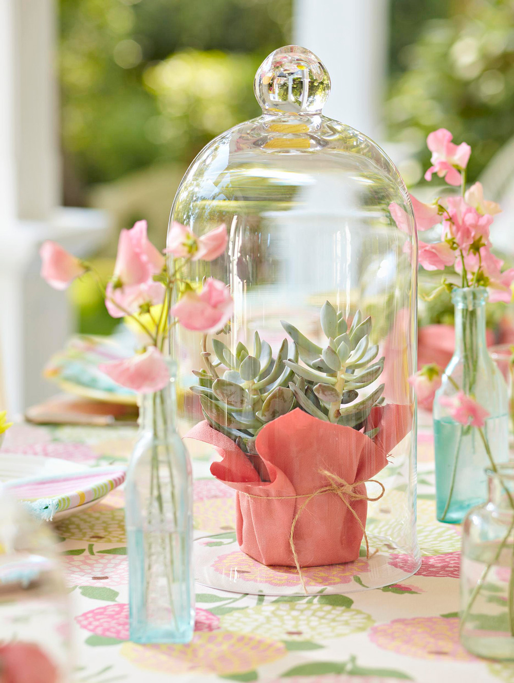 Make easy summer-inspired decor