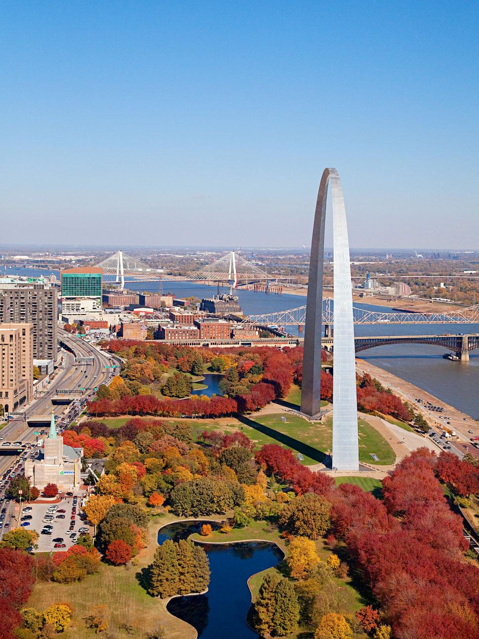 Top attractions in Missouri