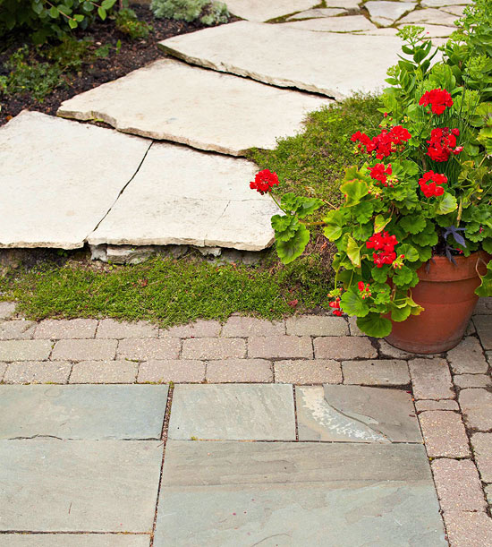 Your outdoor space: Smart divisions