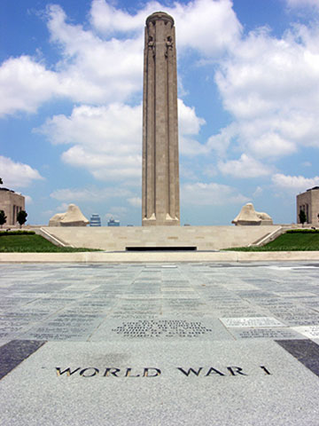 Kansas City, Missouri: National World War I Museum at Liberty Memorial