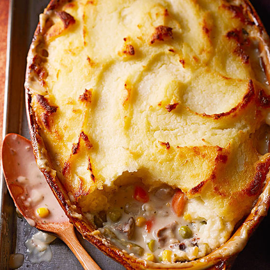 Savory Shepherd's Pie