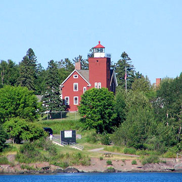 Two Harbors Light Station and Harbor Museum