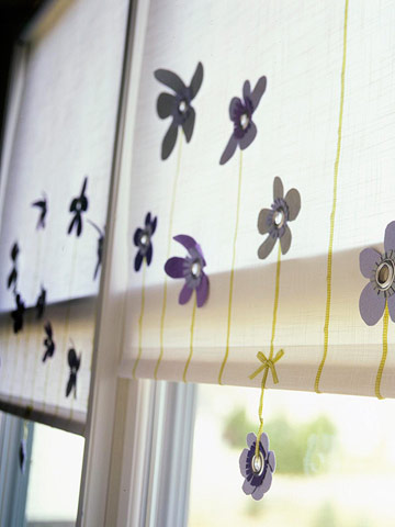 Window shade add-ons