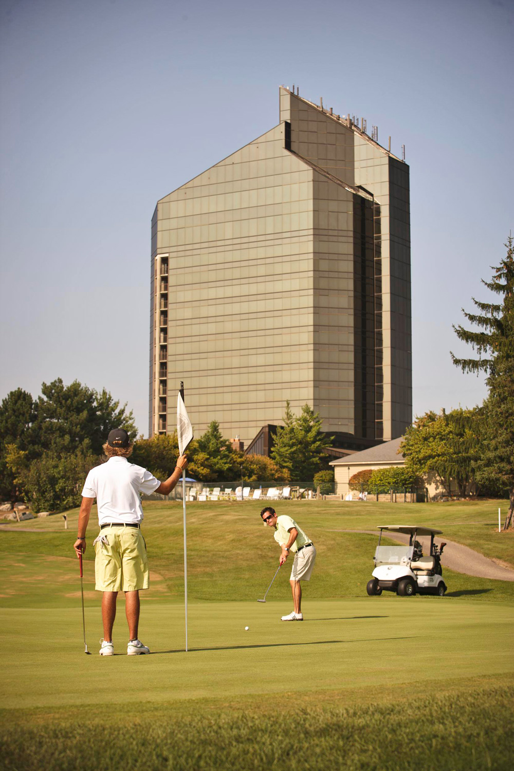 Things to Do in the Traverse area--Golf