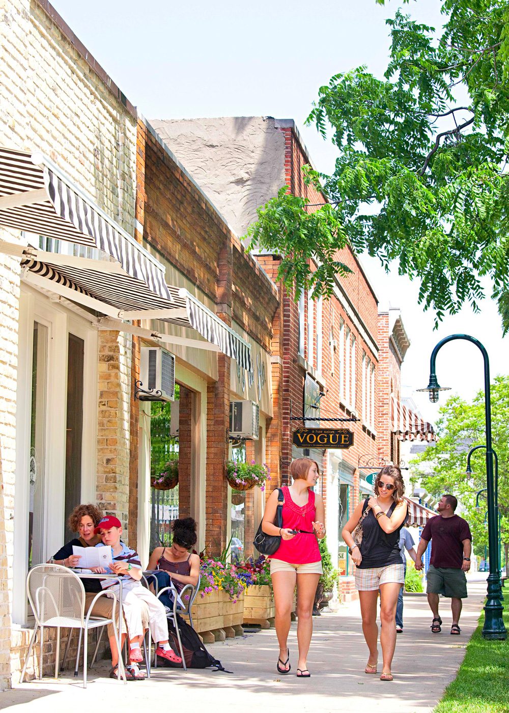 Things to Do in the Traverse area--Little Traverse Bay towns