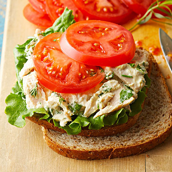 Fresh Herb Tuna Salad