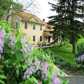 Taylor, Wisconsin: Brambleberry Bed and Breakfast