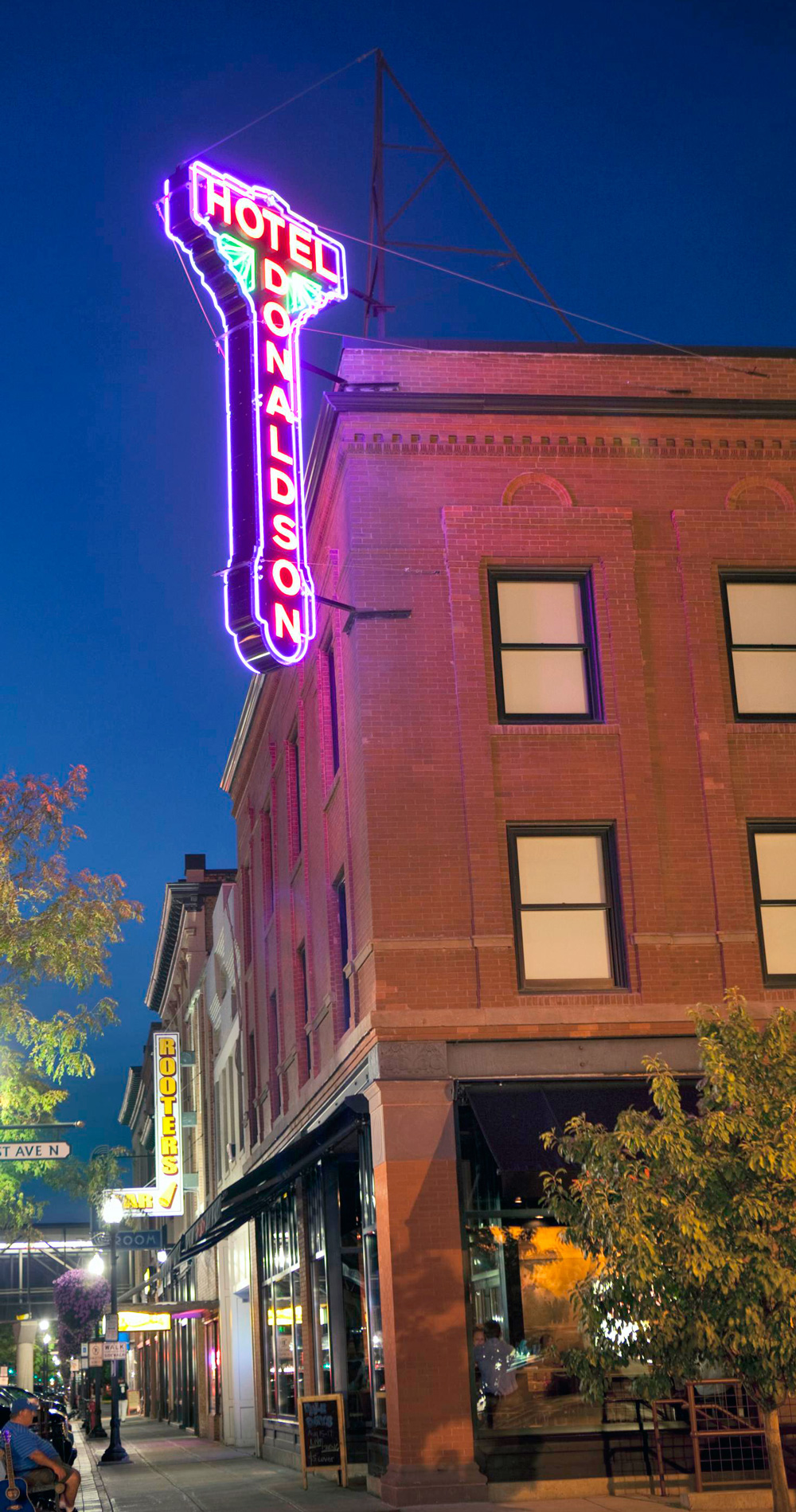 Things to Do in Fargo--Where to stay