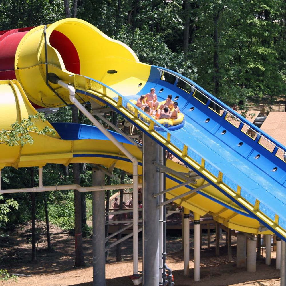 Santa Claus, Indiana: Holiday World and Splashin' Safari