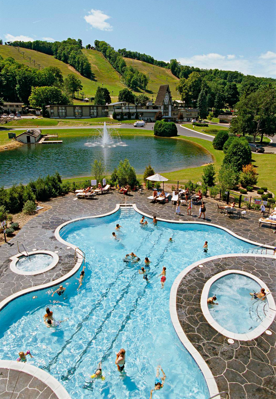 Boyne Falls, Michigan: Boyne Mountain Resort