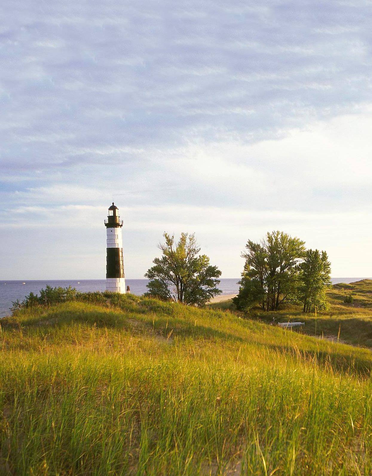 Michigan: Ludington State Park