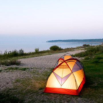 Michigan: Wilderness State Park