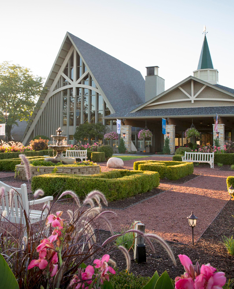 Fontana, Wisconsin: The Abbey Resort