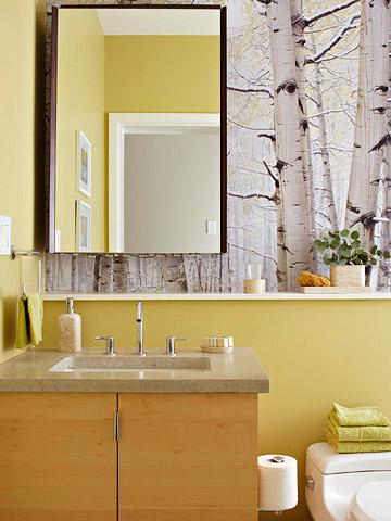 Nature bath