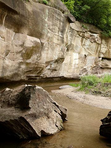 Iowa Ledges State Park