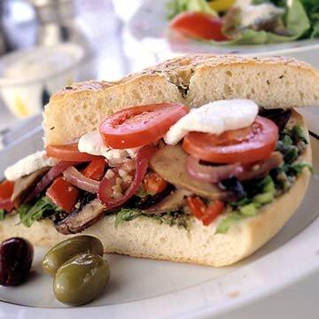 Portobello Mushroom Sandwich Midwest Living