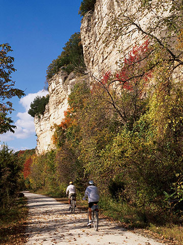 Missouri Katy Trail State Park