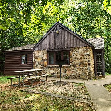 Missouri: Sam A. Baker State Park