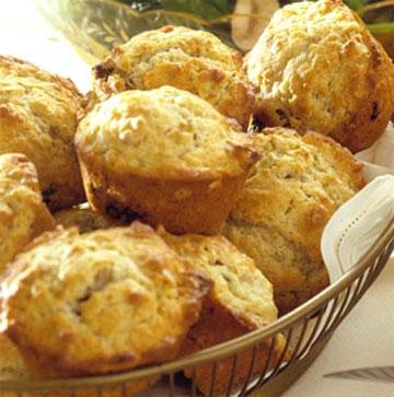 Winter Wake-Up Muffins