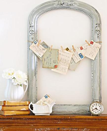 Letter display