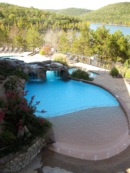 Shell Knob, Missouri: Stonewater Cove Resort