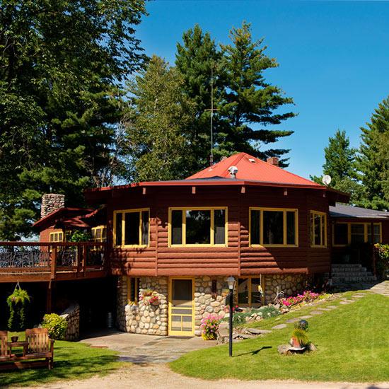 Crane Lake, Minnesota: Nelson's Resort