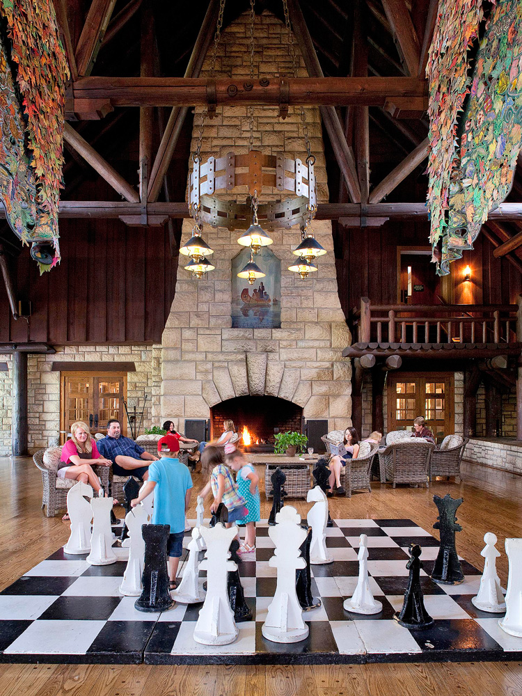 Grafton, Illinois: Pere Marquette Lodge and Conference Center